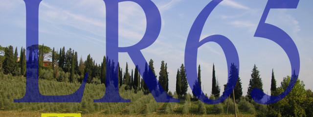 Legge Regione Toscana 65/2014: TESTO COORDINATO Con Le Modifiche Del 24 Aprile 2015