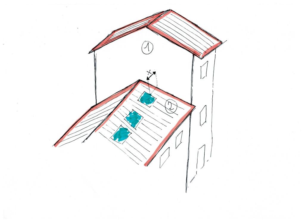 Luci E Vedute Codice Civile.Lucernari E Computo Distanze Tra Edifici