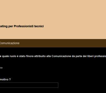 Sondaggio Su Digital Marketing E Comunicazione