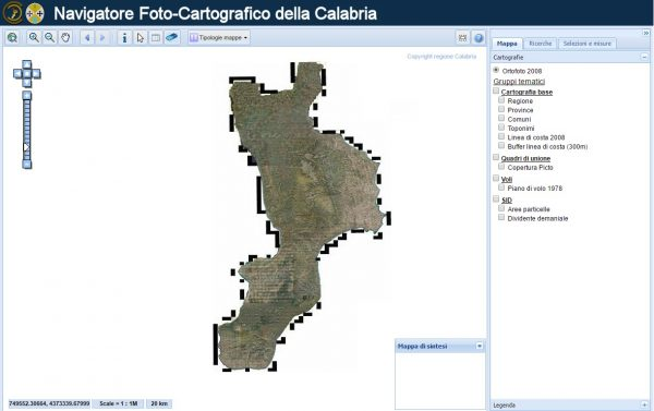Calabria portale