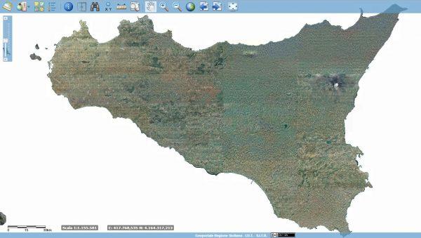 Sicilia geoportale
