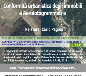 Corso Conformità Urbanistica – 8 CFP Architetti