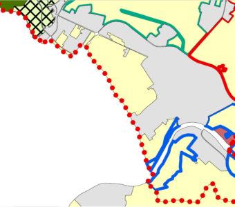 Zone Bianche Dei Piani Regolatori Comunali