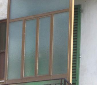 Trasformazione Di Balcone In Veranda Sottoposta A Permesso Di Costruire