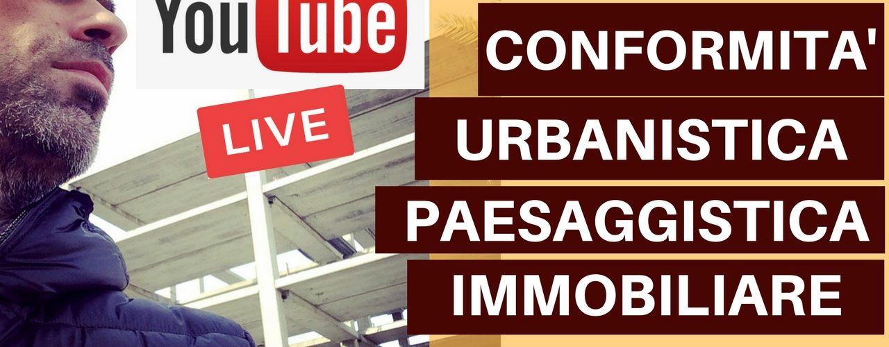 [Live] Come Gestire Un Immobile Sotto I Diversi Aspetti Urbanistici?