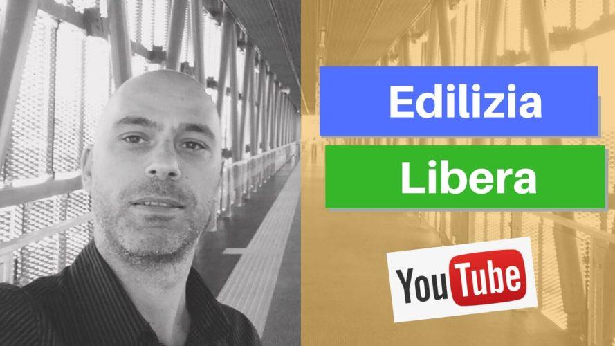 Edilizia Libera… Fino Ad Un Certo Punto. Webinar Gratuito 29 Sett 9.00