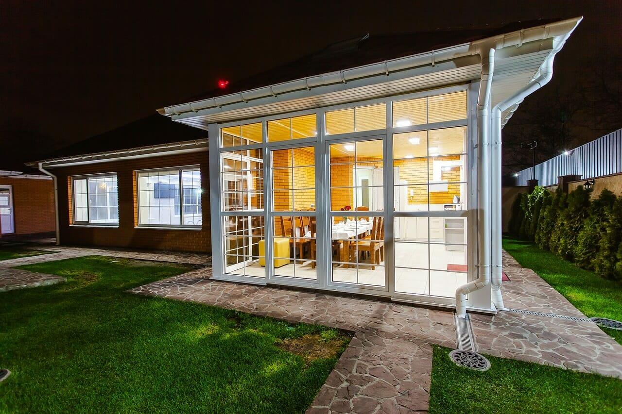 Veranda Cucina In Muratura Esterna.Veranda E Chiedete Sto Permesso Di Costruire