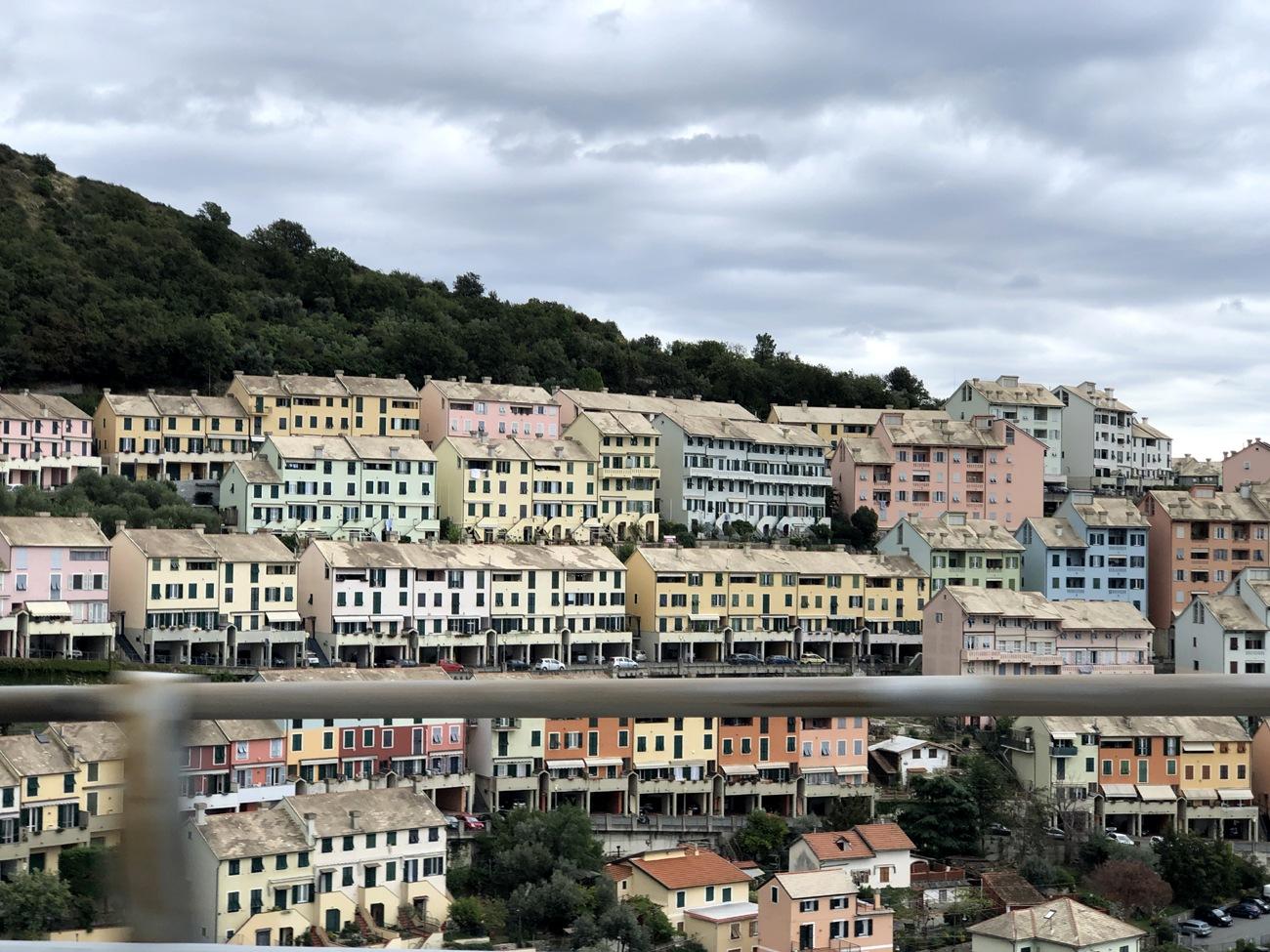 Panorama Genova