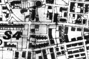 Mappa Piano Regolatore