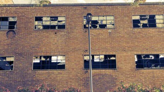 Edificio Vetri Rotti